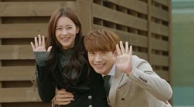 Come Back Ahjussi - Rain and Oh Yeon Seo