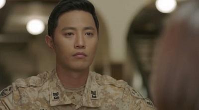 Descendants of the Sun Korean Drama - Jin Goo