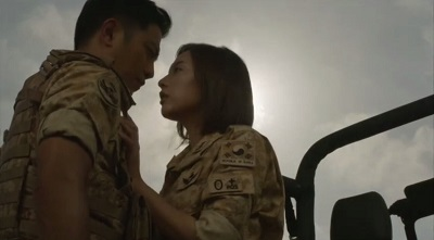 Descendants of the Sun Korean Drama - Jin Goo