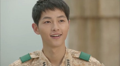 Descendants of the Sun Korean Drama - Song Joong Ki