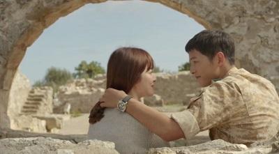 Descendants of the Sun Korean Drama - Song Joong Ki and Song Hye Kyo