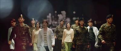 Descendants of the Sun Korean Drama - Song Joong Ki, Song Hye Kyo, Jin Goo, Kim Ji Won