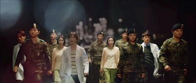 Descendants of the Sun Korean Drama - Song Joong Ki, Song Hye Kyo, Jin Goo, Kim Ji Won