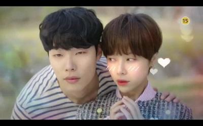 Lucky Romance Korean Drama - Ryu Jun Yeol and Hwang Jung Eum