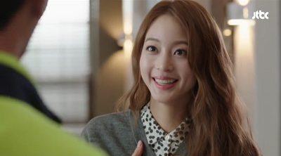 Madame Antoine Korean Drama - Han Ye Seul