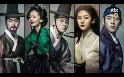 Mirror of the Witch Korean Drama - Yoon Shi Yoon and Kim Sae Ron