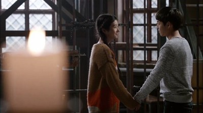 Moorim School Korean Drama - Lee Hyun Woo and Seo Ye Ji