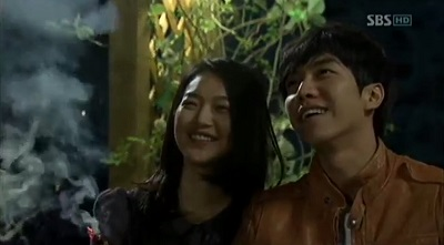 My Girlfriend is a Gumiho - Lee Seung Gi and Shin Min Ah