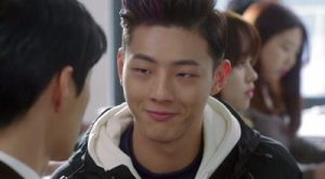Page Turner Korean Drama - Ji Soo