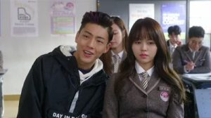 Page Turner Korean Drama - Ji Soo and Kim So Hyun