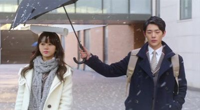 Page Turner Korean Drama - Kim So Hyun and Shin Jae Ha