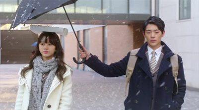 Page Turner Korean Drama - Kim So Hyun and Shin Jae Ha