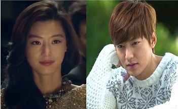 Legend of the Blue Sea Korean Drama - Jun Ji Hyun and Lee Min Ho