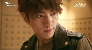 Shut Up Flower Boy Band Korean Drama - Sung Joon