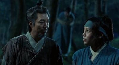 Daebak Korean Drama - Jang Geun Suk and Ahn Kil Kang