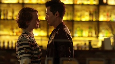 Dramaworld Korean Drama - Richard Sean and Liv Hewson