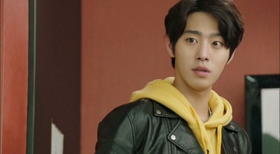 Entertainer Korean Drama - Ahn Hyo Seop