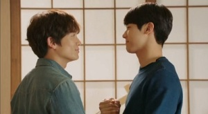 Entertainer Korean Drama - Ji Sung and Kang Min Hyuk