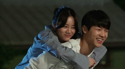 Entertainer Korean Drama - Kang Min Hyuk and Hyeri