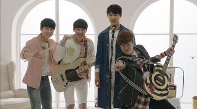 Entertainer Korean Drama - Kang Min Hyuk, Gong Myung, Lee Tae Sun, and L.Joe