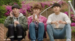 Entertainer Korean Drama - Kang Min Hyuk, Gong Myung, Lee Tae Sun