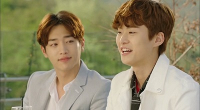 Entertainer Korean Drama - Seo Kang Joon and Gong Myung