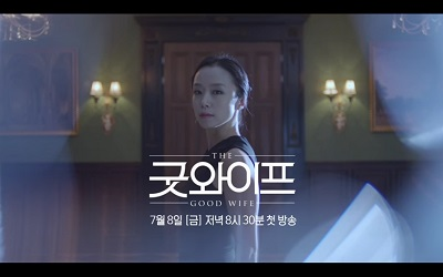 Good Wife Korean Drama - Jeon Do Yeon