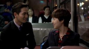 Goodbye Mr. Black - Lee Jin Wook and Moon Chae Won 10