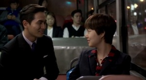 Goodbye Mr. Black - Lee Jin Wook and Moon Chae Won 10