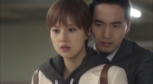 Goodbye Mr. Black - Lee Jin Wook and Moon Chae Won 11