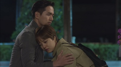 Goodbye Mr. Black - Lee Jin Wook and Moon Chae Won 7