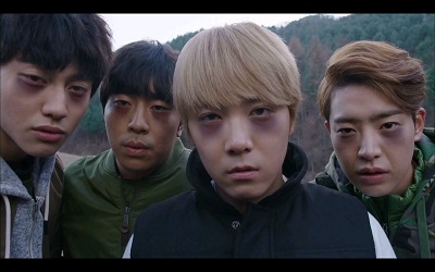 Modern Farmer Korean Drama - Lee Hong Ki, Kwak Dong Yeon, Lee Shi Eon, and Park Min Woo