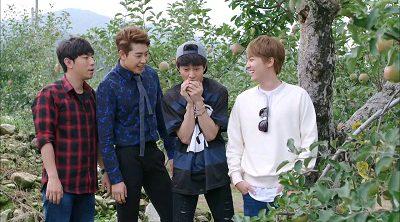 Modern Farmer Korean Drama - Lee Hong Ki, Kwak Dong Yeon, Lee Shi Eon, and Park Min Woo