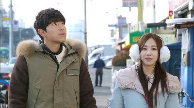 Modern Farmer Korean Drama - Lee Shi Eon and Mina