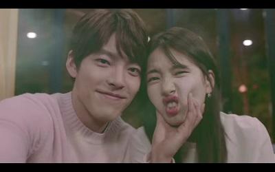 Uncontrollably Fond Korean Drama - Kim Woo Bin and Suzy