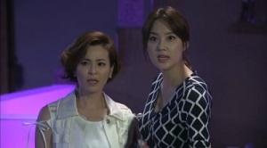 Beautiful Gong Shim Korean Drama - Kyun Mi Ri and Oh Hyun Kyung