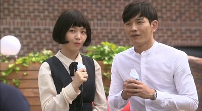 Beautiful Gong Shim Korean Drama - Minah and Ohn Joo Wan