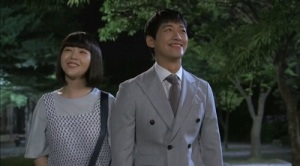 Beautiful Gong Shim Korean Drama - Nam Goong Min and Minah