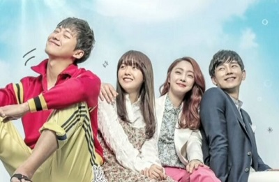 Beautiful Gong Shim Korean Drama - Nam Goong Min, Minah, Seo Hyo Rim, and Ohn Joo Wan