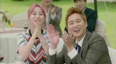 Oh Hae Young Again orean Drama - Heo Jung Min and Heo Young Ji