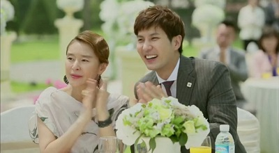 Oh Hae Young Again Korean Drama - Kim Ji Suk and Ye Ji Won
