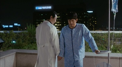 Beautiful Mind Korean Drama - Heo Joon Ho and Jang Hyuk