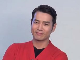 Fantastic Korean Drama - Joo Sang Wook 3
