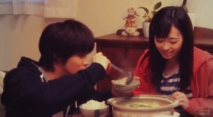 Good Morning Call - Shiraishi Shunya and Fukuhara Haruka 11