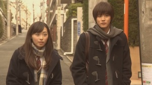 Good Morning Call Japanese Drama - Shiraishi Shunya and Fukuhara Haruka