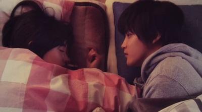 Good Morning Call - Shiraishi Shunya and Fukuhara Haruka 9