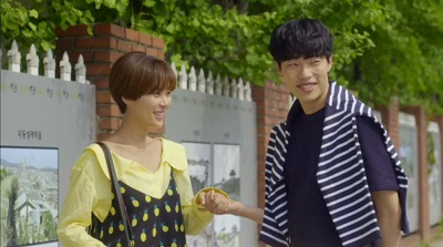 Lucky Romance - Ryu Jun Yeol and Hwang Jung Eum 3