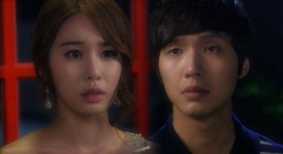 Queen In Hyun's Man Korean Drama - Ji Hyun Woo and Yoo In Na