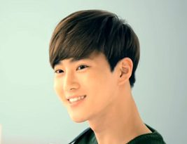Star of the Universe Korean Drama - EXO Suho