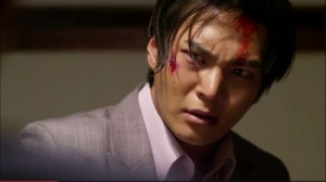 Bridal Mask - Joo Won 4